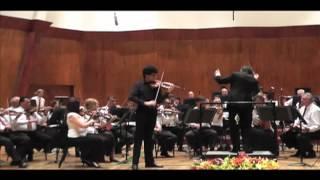 S. Prokofiev-Violin Concerto No. 2 in g minor. Op. 63-Alfredo Reyes Logounova (2/3)