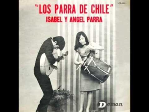 ISABEL Y ÁNGEL PARRA CUARTETAS POR DIVERSION