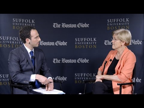 Elizabeth Warren on legalizing marijuana
