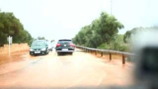 Flash Flooding In Mallorca