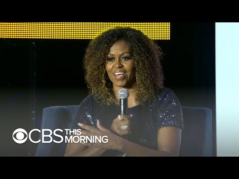 Michelle Obama: 'Democrats and Republicans tried to take me out by the knees'