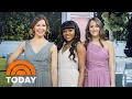 Lilliana's Style Q's: How To Hide 'Fluffy Stuff' In A Bridesmaid's Dress | TODAY
