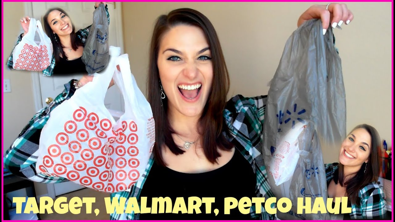 Target, Walmart, Petco Haul | New iPhone 6 Case