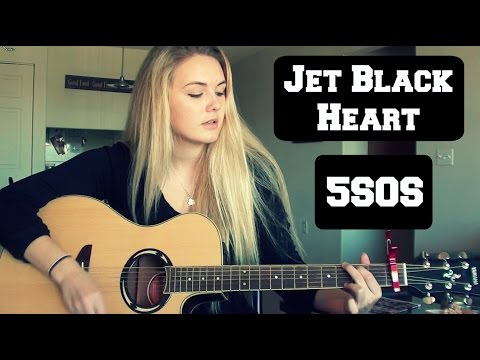 Jet Black Heart-5SOS Guitar Tutorial