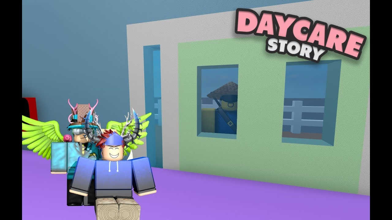 Daycare Roblox Daycare Story Full Walkthrough Roblox Ft James Rblx And Muneebparwazmp Youtube