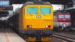 Vlaky - Poprad-Tatry (SK) - 26.6.2015