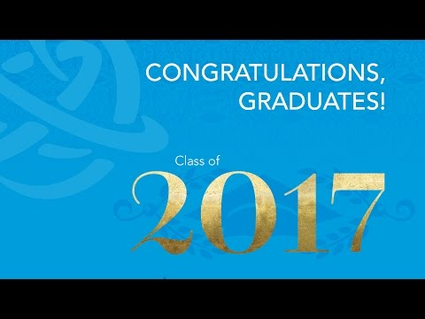 SLCC 2017 Commencement - Entire Show without degree awarding