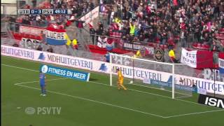 PSV eenvoudig langs FC Utrecht