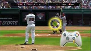 MLB 2K8 - Pitching
