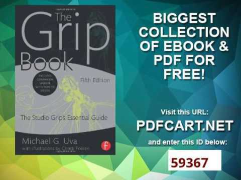 the grip book the studio grips essential guide
