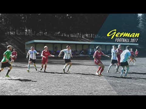 GERMAN FOOTBALL ► Hacklberg vs Neukirchen • 2017