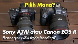 Bingung mau milih kamera mirrorless fujifilm x-t30 atau sony a6400? mana yang paling worth it buat k.