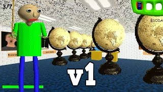 OLD VERSION V1! Baldi's Basics in Education and Learning Mp3