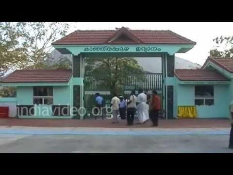 Inauguration of Kanjirapuzha Garden