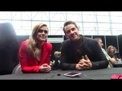'Manifest' stars Josh Dallas and Melissa Roxburgh talk season 2