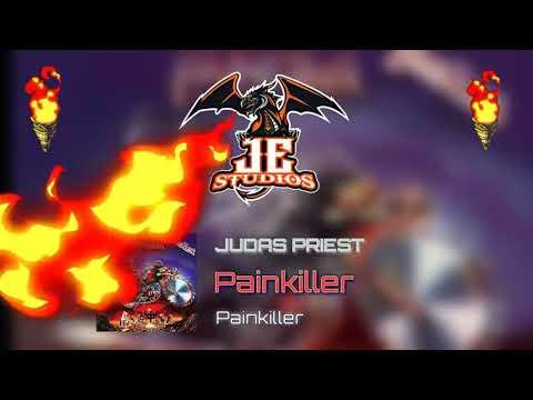 Judas Priest - Painkiller - 8D & Bass By JE