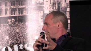 The Utopia of the EU /// Susan George, Yanis Varoufakis, Franco Berardi Bifo ||| 12.5.2013.