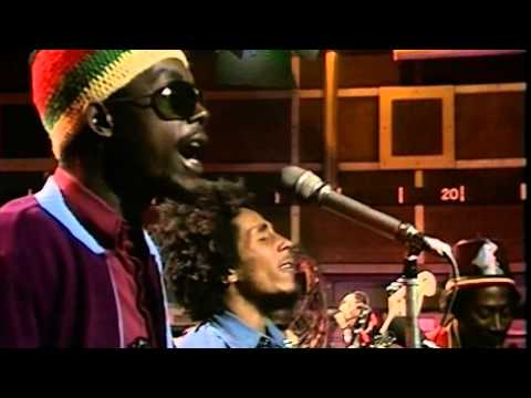 Bob Marley Concrete Jungle @ The Old Grey Whistle Test 1973