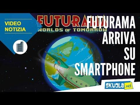 Futurama, in arrivo un gioco per smartphone