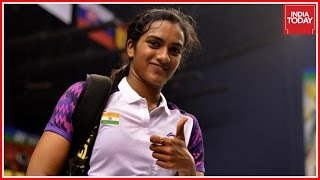 PV Sindhu, One Win Away From Winning Olympic Medal