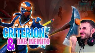🔴CRITERION & DAB INFINITE SKIN NEW ? 🔴 FORTNITE LIVE in Spanish 🔴 PLAYING WITH SUBSCRIBERS