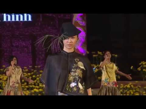 Lụa Toàn Thịnh - Cong Huan - Phuong Thanh - Silk Festival Hoi An 2017