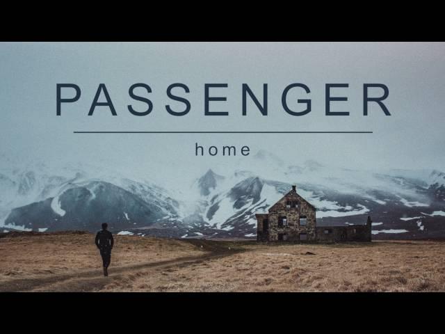 Passenger | Home (Official Album Audio)