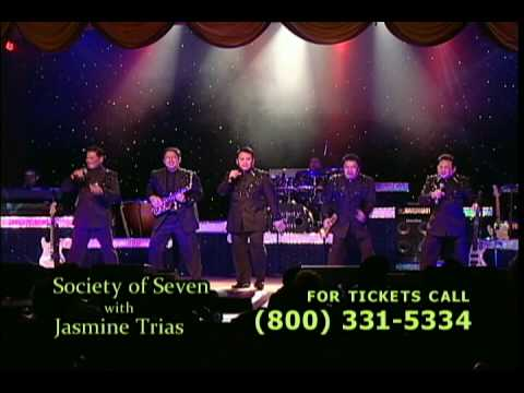 Society of Seven with Jasmine Trias live at the Gold Coast in Las Vegas (60 sec version).