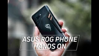 ASUS ROG Gaming Phone Hands-on: Best Specs on the Market?