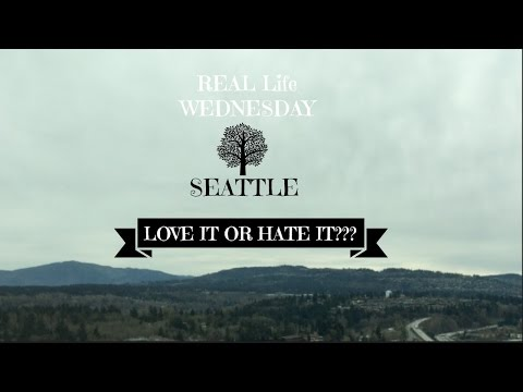 What To Expect |  Moving To Seattle, Washington 2017 |