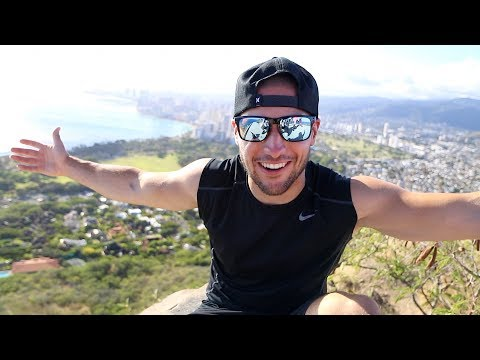 Trespassing On An Epic Mountain In Hawaii...