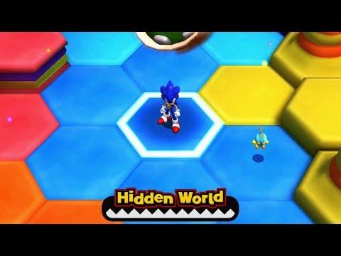 Sonic Lost World - Part 8: Hidden World  