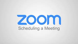 Scheduling a Meeting