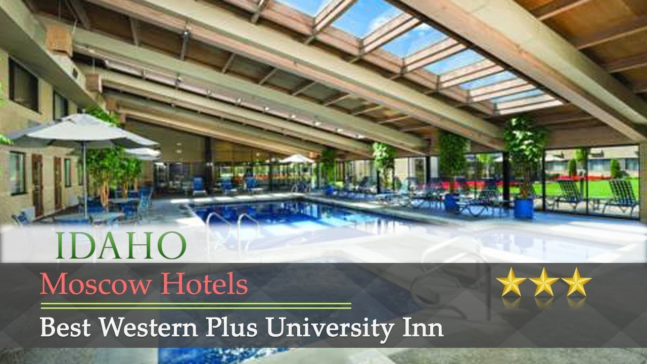 Best Western Plus University Inn Moscow Hotels Idaho