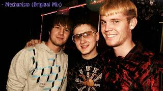 Massive Dynamix Mechanism Original Mix FREESOUND TIME ON MEGAPOLIS 89 5 FM