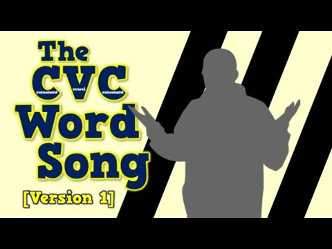 The CVC Word Song (Version 1)