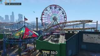 Grand Theft Auto V (GTA 5) Benchmark (HP-Z800) Intel Xeon x5690. Arslan Arshad from SKP