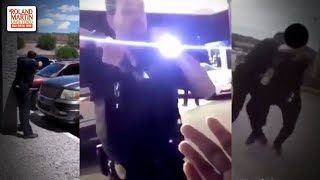 Hyper-Aggressive Cops Attack Black Americans For Little Or Nothing In Phoenix, Arkansas & Baltimore
