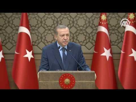 Cumhurbaşkanı Erdoğan: Birileri Lozan'ı zafer diye yutturmaya çalıştı