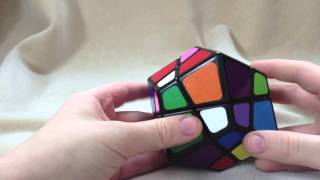 Skewb Rhombic Dodecahedron Unboxing Kite Cube