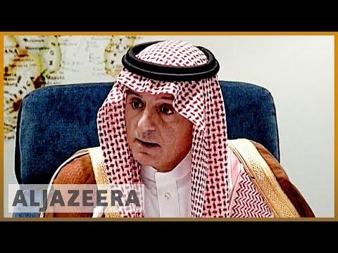 Al Jazeera English: Saudi minister: Iran committed 'attack on humanity'