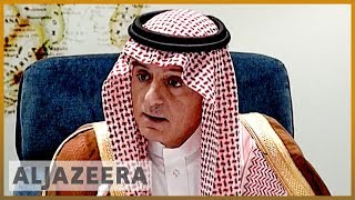 Saudi minister: Iran committed 'attack on humanity'