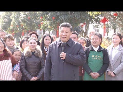 President Xi extends Spring Festival greetings