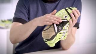 Гандбольные кроссовки ASICS GEL-BLAST 4(Описание на русском языке гандбольных кроссовок ASICS GEL-BLAST. Купить кроссовки в интернет-магазине
