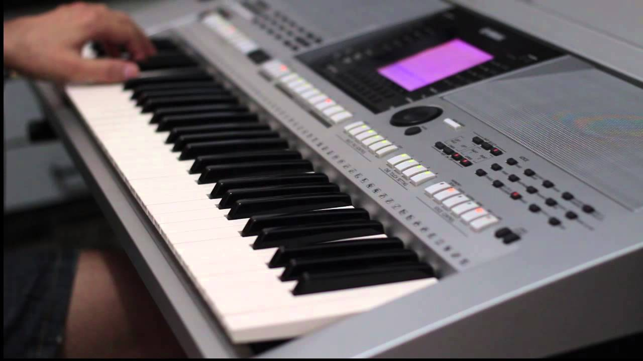 ritmos para teclado yamaha s900