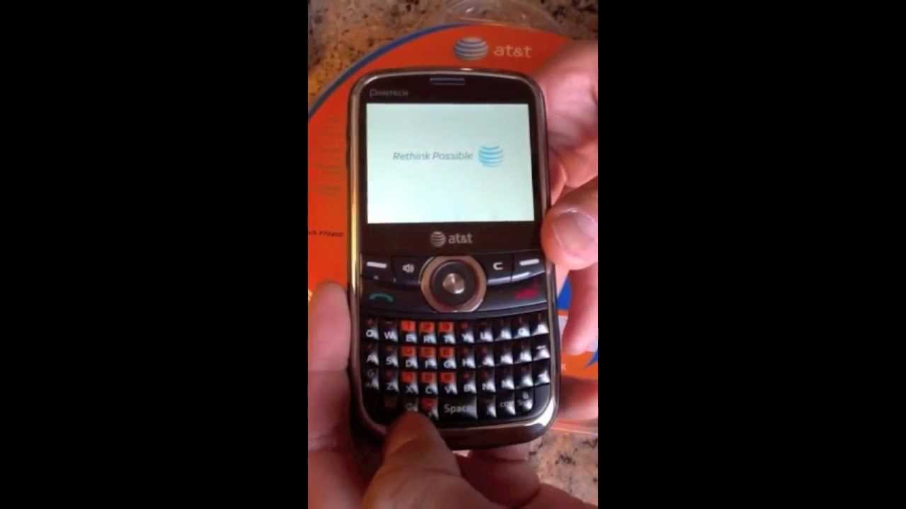 Att unlock device phone number - How To Unlock Pantech Link Ii P7040 P5000 By Sim Unlock Code For At T Pantech Unlocking Youtube