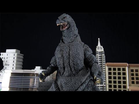 Kou Kyou Kyoku SH MonsterArts Godzilla 1989 Bandai Tamashii Nations Figure Review