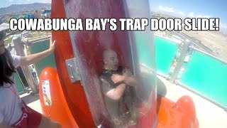 zuma zooma trap door water slide pov cowabunga bay las vegas