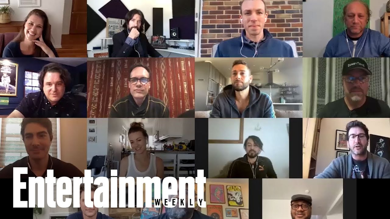 Download 'Chuck' Table Read | EW Reunions | Entertainment Weekly