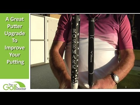 A Simple Putter Upgrade To Help Improve Your Putting